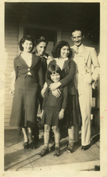 25. 1940s - young josie with siblings