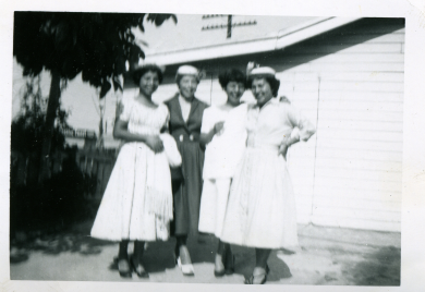 44. 1940s - blurry reyes easter