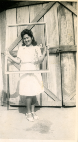 47. 1940s - tia maggie framed