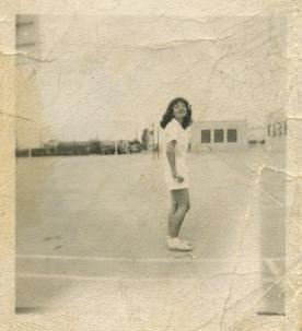 38. 1940s - sporty josie.