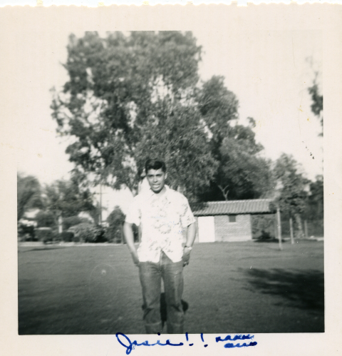4. 1940s - young ben