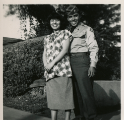 8. 1951 - mrs & mr. bustillos