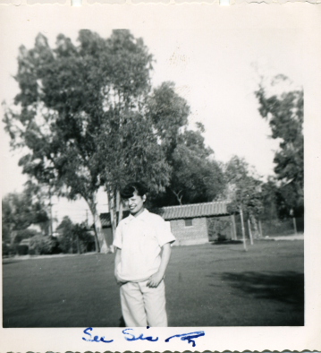 13. 1951 - pregnant josie