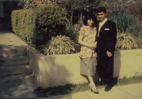 2. 1950s - ben and josie