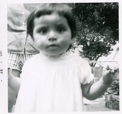 2. 1957-01 toddler michaela