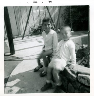 24. 1960-07 michaela & me.