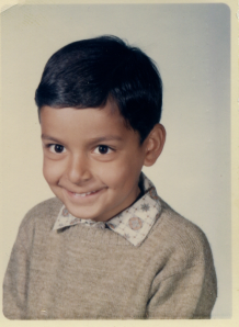 10. 1960s - Matt - 2nd grader.
