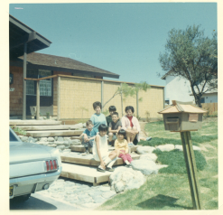 3. 1960s - traditional front of house photo