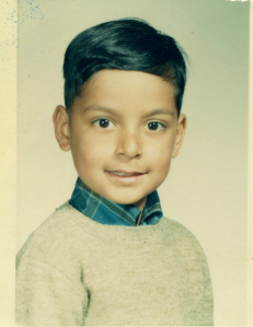 9. 1960s - Matt - 1st grader