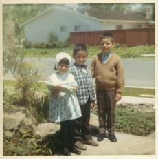 16. 1960s - joyce, matt & joe.