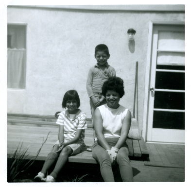 22. 1960s - mich, mom & joe.