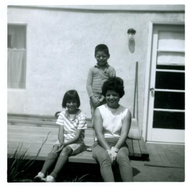 22. 1960s - mich, mom & joe.