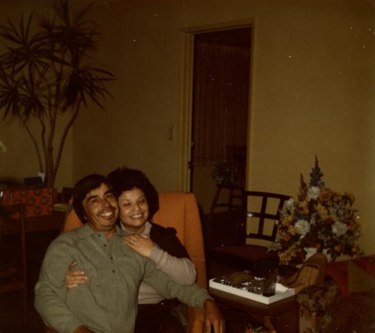 21. late 1970s - mom & dad mv xmas.