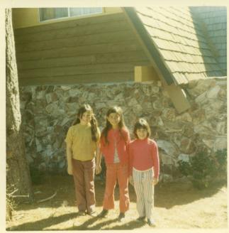 16. 1970s - polly, joyce & dina.