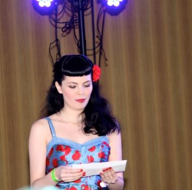 Miss Pinupalooza 2012, Sunday O'Dare