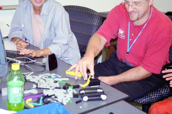 VirtCamp 2001- Lego/Logo part2