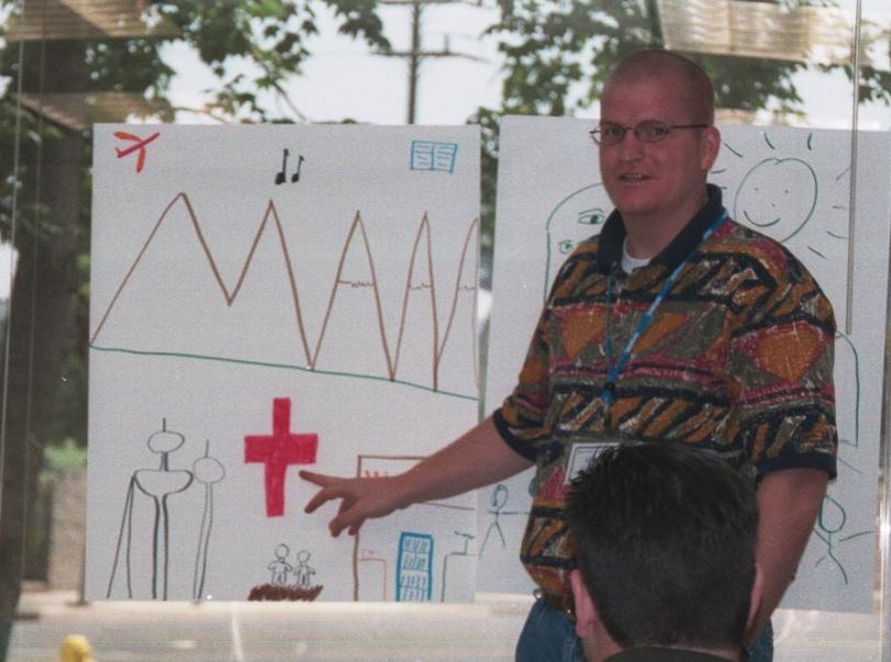 VirtCamp 2001- Poster Presentations