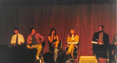 Star Trek: TNG cast panel: Wil Wheaton, Brent Spiner, Marina Sirtis, Gates McFadden & Michael Dorn