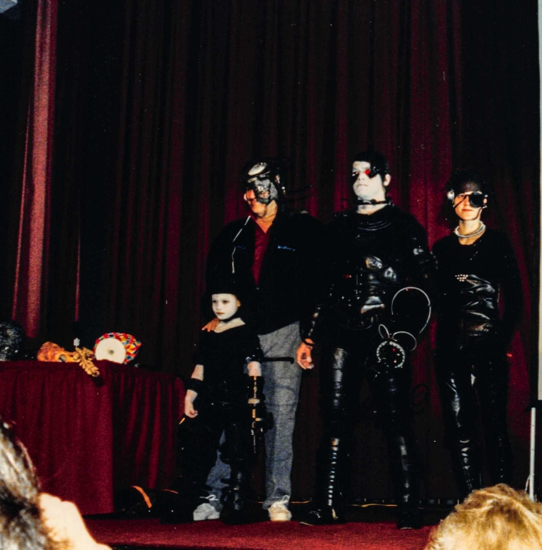 Borg costume contest