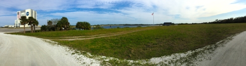 10AM - VAB & Countdown Clock panorama