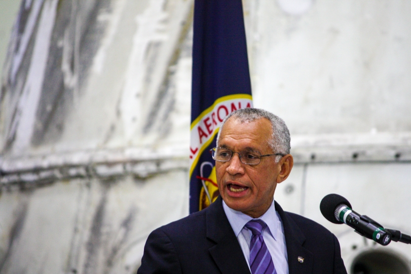2:30PM - Charlie Bolden, NASA Administrator, bullish on NASA accomplishments and plans