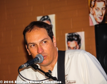 2016-01-08 Oak Hill Drifters at Smiling Bison: Tom Cooper serious