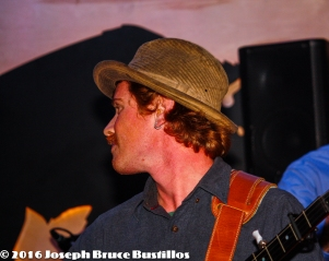 2016-01-08 Oak Hill Drifters at Smiling Bison: Tim Lancaster
