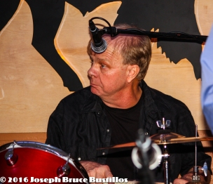 2016-01-08 Oak Hill Drifters at Smiling Bison: Tom Pearce