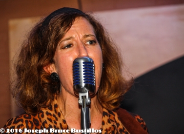 2016-01-08 Oak Hill Drifters at Smiling Bison: Rachel Decker