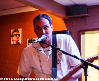 2016-01-08 Oak Hill Drifters at Smiling Bison: Tom Cooper