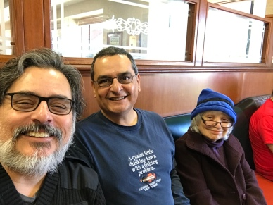 2017-02-19 Denny's with Matt & Mom