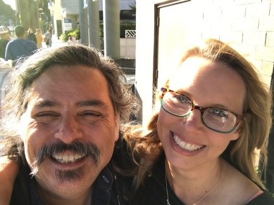 2017-06-11 Sugarfish Sushi (Santa Monica CA) with Sissy Eaves
