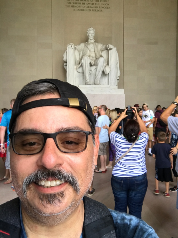 2017-07-15 Lincoln Monument Washington DC