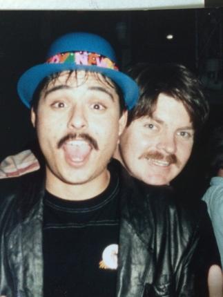 1986-12 NYE with Creagan