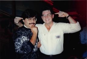 1991-01-04 McConnell Birthday