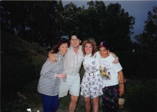 1991-03-18 Easter in MV