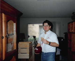 1991-03-28 Moving Day