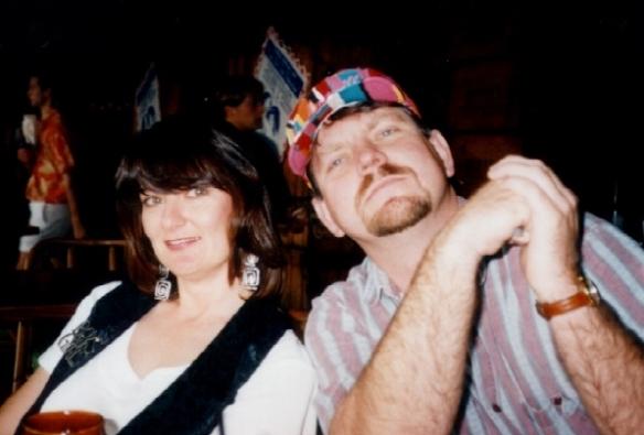 1995 with Jennifer & Creagan