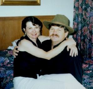 1997 Vegas couple