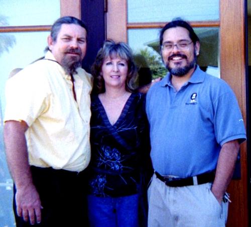 2003-07-25 Doors with Creagan & Tami