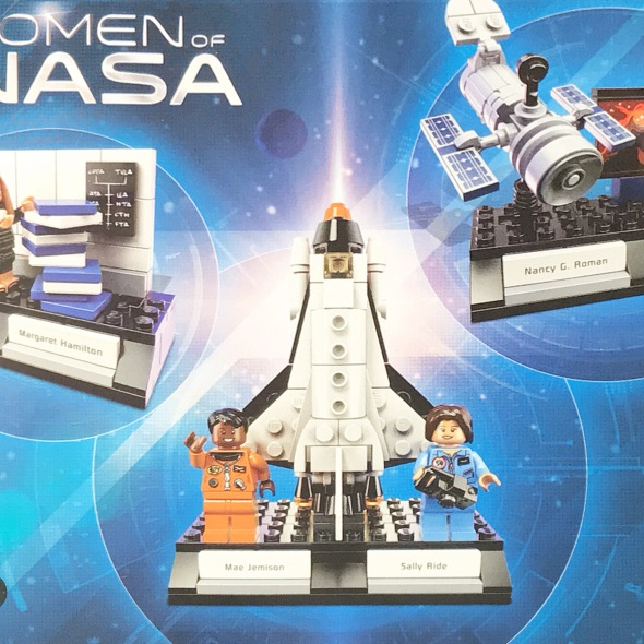 LEGO's Women of NASA