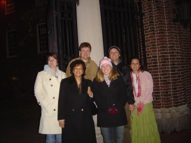Harvard Field Trip
