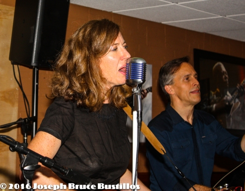 2016-06-03 OHD at Smiling Bison: Rachel Decker and Craig Roy.