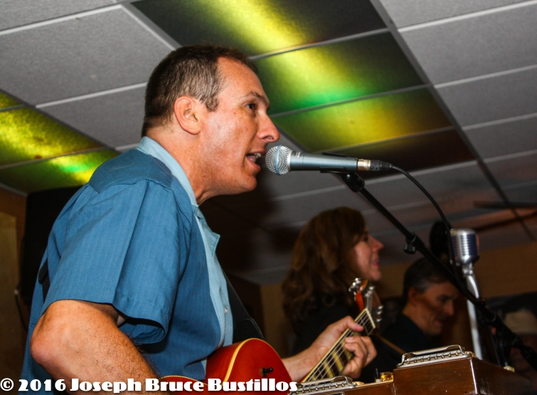 2016-06-03 OHD at Smiling Bison: Tom Cooper on vocals and guitar.