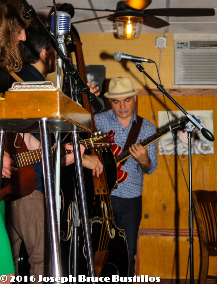 2016-06-03 OHD at Smiling Bison: George Dimitrov on lead guitar.