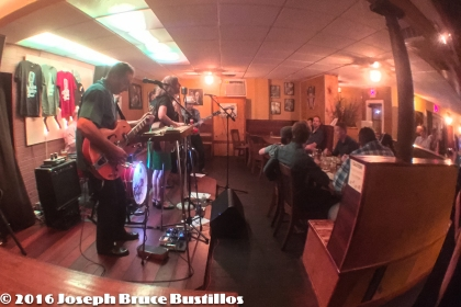 2016-06-03 OHD at Smiling Bison: Rockabilly supper club.