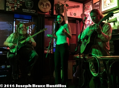 2016-07-10 Fiddler's Green Open Mic Nite - Local Talent